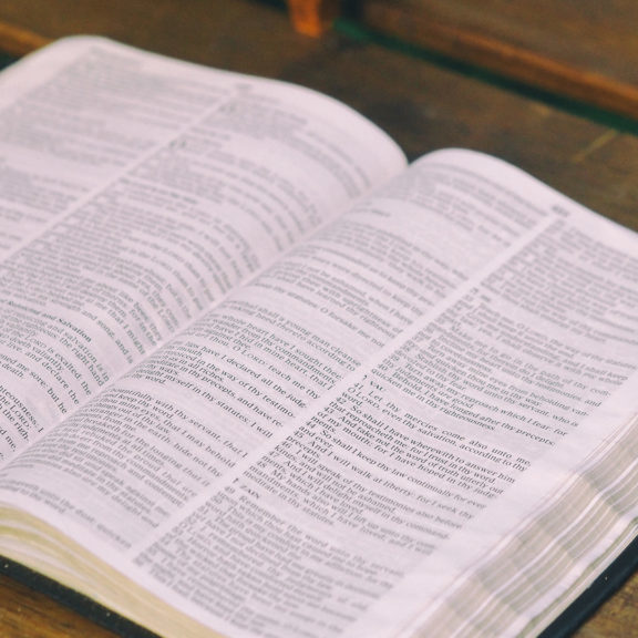 bible-opened-on-table